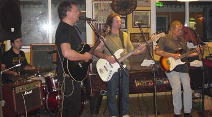 mama paula blues band