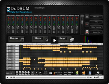 drums digital beat making software reviews. Black Bedroom Furniture Sets. Home Design Ideas